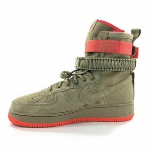 Nike SF AF1 Air Force 1 Boots 864024 205 Size 10.5